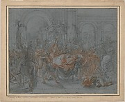Study for the Funeral of Pallas
