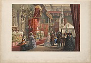 Mediaeval Court from the Great Exhibition of 1851