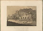 A Select Collection of Views and Ruins in Rome and Its Vicinity. Recently Executed from Drawings Made Upon the Spot