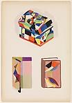 Plate 17 from Sonia Delaunay: ses peintures, ses objets, ses tissus simultanés, ses modes