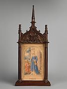 Saint Elizabeth of Thuringia Giving Alms