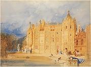 The Abbatial House, Abbey of St Ouen, Rouen