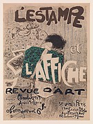 L'Estampe et l'affiche (The Print and the Poster)