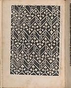 Modelbuch aller Art Nehens vn Stickens (Page 8v)