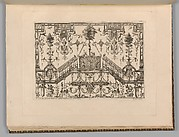 Plate from Ornament Designs Invented by J. Berain (page 65)