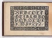 Libellus Valde Doctus Elegans, et Utilis, Multa et Varia Scribendarum (Elegant and Useful Book on the Learned Art of Writing)