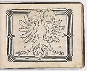 Neuw Zugerichte Schreibkunst (New [book of] Calligraphy)