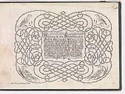 Vorschrifft Teütsch-Lateinisch-und Frantzöischer Schrifften (Examples of German, Latin and French Scripts)
