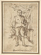 Standing Male Figure: Study for a Portrait