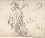 Figures of Monks
