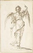 Standing Figure of an Angel