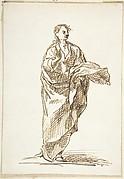 Standing Male (?) Figure