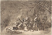 Scene in an Inn