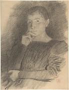 Portrait of Augustine de Rothmaler