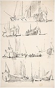 Studies of Ships and Boats