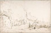 View of Saumur