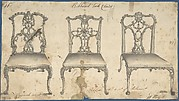 Ribband Back Chairs