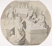 The King and Haman at Esther's Banquet of Wine
