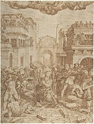 Martyrdom of Saint Catherine of Alexandria