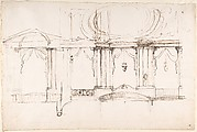 Design for a Theater Interior
