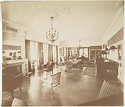 Living Room of an Unidentified House (possibly Dongan Hills, S. I.)