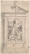 Pieta (Design for an Altar)
