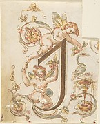 Decorative Letter