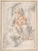 Madonna and Child with Mary Magdalen
