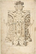 Design for a Wall Fountain