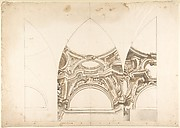 Three Designs for the Ornamentation of Vaults