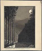 Mondnacht auf der Brombergshoehe