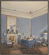 Interior of a Drawing Room