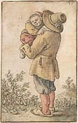 Peasant with Child