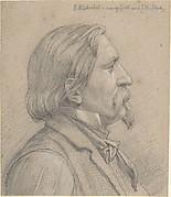 Portrait of O. Rietschel