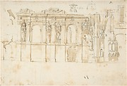 Design of an Architectural Monument (Tomb?).