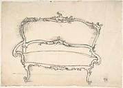 Design for a Settee