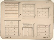 Designs for Chests of Drawers