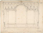 Design for a Wall with Three Windows