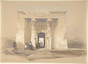 The Temple at Dendur, Nubia