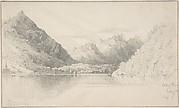 Lake of Thun looking North