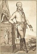 Portrait of Count Heinrich Joseph von Bellegarde