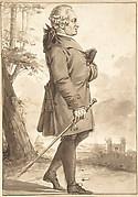 Portrait of P.-A. Caron de Beaumarchais