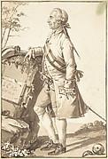 Portrait of Karl Wilhelm Ferdinand