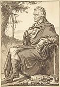 Portrait of Count Vittorio Alfieri
