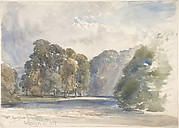 On the Wharfe, Bolton Abbey