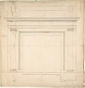Design for a Chimneypiece