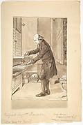 Portrait of Joseph-Hilarius Eckehel