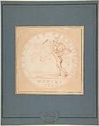 Design for a Medal: Marine 1758