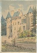 Chateau de Vouzan