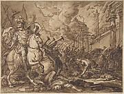Ulysses Entering Troy